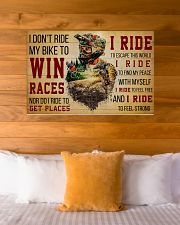 MTB I Ride 36x24 Poster poster-landscape-36x24-lifestyle-23