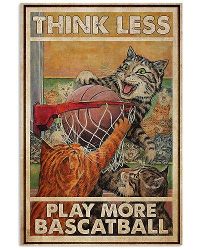 Cats Play Basketball
