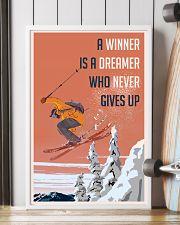 Ski Winner Dreamer 24x36 Poster lifestyle-poster-4