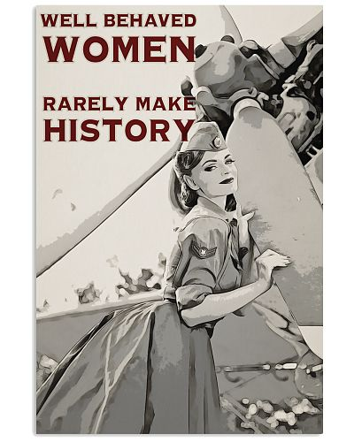 Aviation Girl Make History