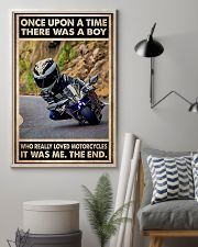 OUAT Boy Loved Motorcycles 24x36 Poster lifestyle-poster-1
