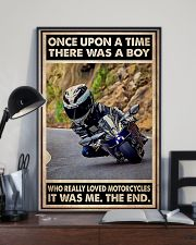 OUAT Boy Loved Motorcycles 24x36 Poster lifestyle-poster-2