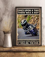 OUAT Boy Loved Motorcycles 24x36 Poster lifestyle-poster-3