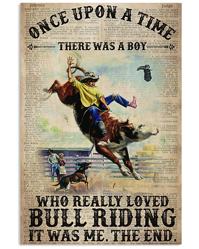 Boy OUAT Loved Bull Riding