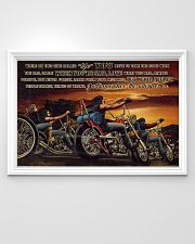 Choppers While On This Ride  36x24 Poster poster-landscape-36x24-lifestyle-02