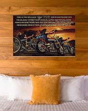 Choppers While On This Ride  36x24 Poster poster-landscape-36x24-lifestyle-23