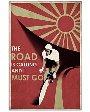 Cycling The Road Is Calling 2  24x36 Poster front