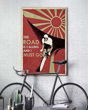 Cycling The Road Is Calling 2  24x36 Poster lifestyle-poster-7
