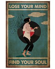 Pulp Fiction Lose Your Mind 2 24x36 Poster front