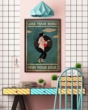 Pulp Fiction Lose Your Mind 2 24x36 Poster lifestyle-poster-6