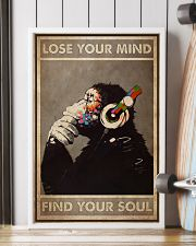 DJ Monkey Lose Your Mind 24x36 Poster lifestyle-poster-4