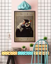 DJ Monkey Lose Your Mind 24x36 Poster lifestyle-poster-6