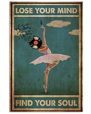 Ballet Lose Your Mind  24x36 Poster front