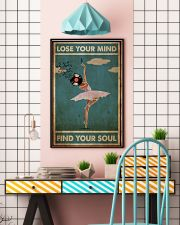 Ballet Lose Your Mind  24x36 Poster lifestyle-poster-6