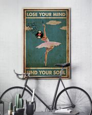 Ballet Lose Your Mind  24x36 Poster lifestyle-poster-7