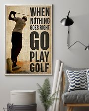 Go Play Golf  24x36 Poster lifestyle-poster-1