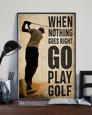 Go Play Golf  24x36 Poster lifestyle-poster-2