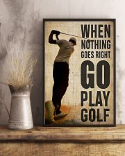 Go Play Golf  24x36 Poster lifestyle-poster-3