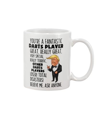 T-Darts Player