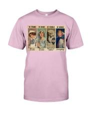 Nurses Be Strong BF Classic T-Shirt tile