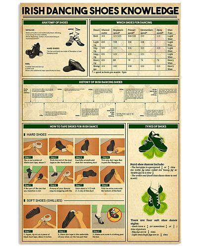 Irish Dancing Shoes Knowledge