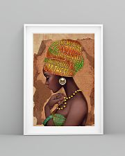 Afro Natural Loving Powerful  24x36 Poster lifestyle-poster-5