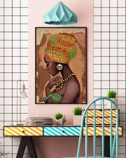 Afro Natural Loving Powerful  24x36 Poster lifestyle-poster-6