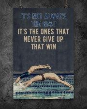 Swimming It's Not Always  24x36 Poster aos-poster-portrait-24x36-lifestyle-12