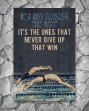 Swimming It's Not Always  24x36 Poster aos-poster-portrait-24x36-lifestyle-13