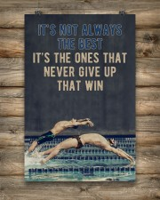 Swimming It's Not Always  24x36 Poster aos-poster-portrait-24x36-lifestyle-14