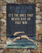 Swimming It's Not Always  24x36 Poster aos-poster-portrait-24x36-lifestyle-16