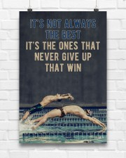 Swimming It's Not Always  24x36 Poster aos-poster-portrait-24x36-lifestyle-17