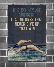 Swimming It's Not Always  24x36 Poster aos-poster-portrait-24x36-lifestyle-18