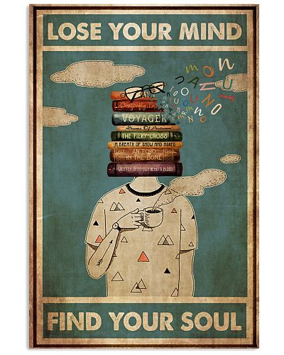 Reading Books Lose Your Mind