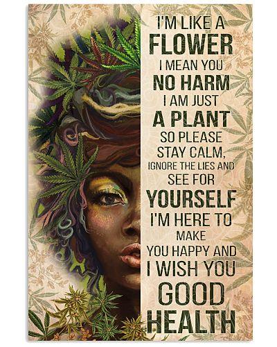 I Am Like A Flower