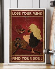 Turntables Lose Your Mind Find Your Soul 24x36 Poster lifestyle-poster-4