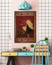 Turntables Lose Your Mind Find Your Soul 24x36 Poster lifestyle-poster-6
