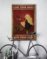 Turntables Lose Your Mind Find Your Soul 24x36 Poster lifestyle-poster-7