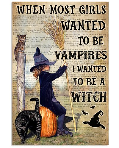 Girl Wanted To Become A Witch