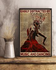 Salsa Flamenco Easily Distracted  24x36 Poster lifestyle-poster-3