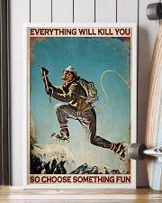 Mountaineering Choose Something Fun 2 24x36 Poster lifestyle-poster-4