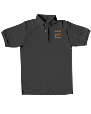 Harness Racing Everything Will Kill You Classic Polo embroidery-polo-short-sleeve-layflat-front