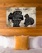 Custom Cat Lover Print - Dprintes 36x24 Poster poster-landscape-36x24-lifestyle-23