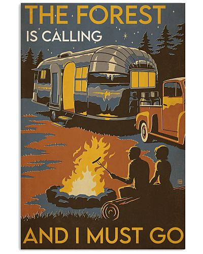 Camping Forest Calling