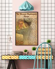 Nightingale Pledge 4 24x36 Poster lifestyle-poster-6