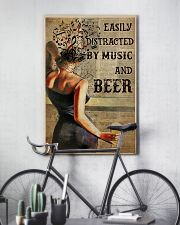 Music And Beer Book Page 24x36 Poster lifestyle-poster-7