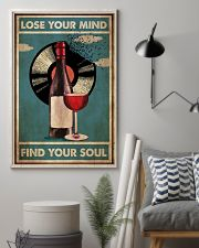 Wine And Vinyl  24x36 Poster lifestyle-poster-1