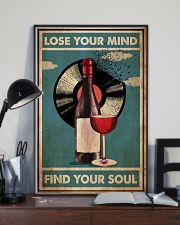 Wine And Vinyl  24x36 Poster lifestyle-poster-2
