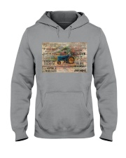 Farmer Today Is A Good Day Hooded Sweatshirt tile