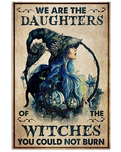 We Are Daughters Of The Witches